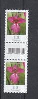 Deutschland BRD **   3471  Blumen Wild-Gladiole SZd 2 Mit EAN Code Eine Marke Mit Nummer    Neuausgabe 1.7.2019 - BRD
