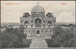 Humayun's Tomb, Delhi, C.1905 - Postcard - India
