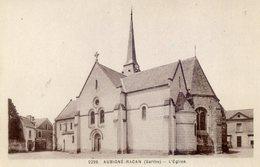 480A. . AUBIGNE-RACAN. L'Eglise - France