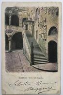 V 12002 Firenze - Scala Del Bargello - Firenze (Florence)