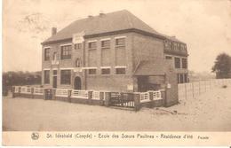 22) Coxyde - Ecole Des Soeurs Paulines - 1933 - Koksijde