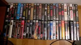 150 VHS VIDEO CASSETTE INGLESE E ITALIANO CLASSICI TINTO BRASS (FOTO DI 72) SOLO RITIRO - Collections, Lots & Séries