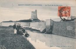 Le Fort De La Hougue - Saint Vaast La Hougue