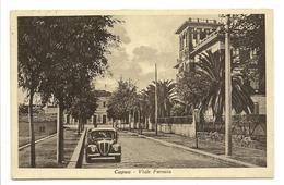 CAPUA - VIALE FERROVIA - Caserta