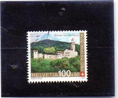 2016 Svizzera - Castello Neu Bechburg - Usati