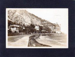 89759    Italia,   Grimaldi-Ventimiglia,  Vista Da Mentone,  VG - Imperia