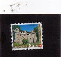 2017 Svizzera - Castello Visconteo - Svizzera