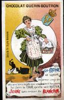 Chomo Guerin Boutron, Sujets Annonces, Ex Reine De Lavoir, Heraldique - Guérin-Boutron