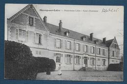 MEUNG SUR LOIRE - Pensionnat Libre - Cour D' Honneur - Frankrijk