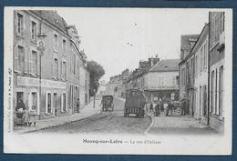 MEUNG SUR LOIRE - La Rue D' Orléans - Frankrijk