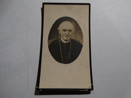 Extrait De Testament Spirituel De Son Éminence Le Cardinal Mercier écrit Le Samedi Saint 1908. - Religion & Esotérisme