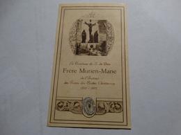 Frère Mutien-Marie - Religion & Esotérisme