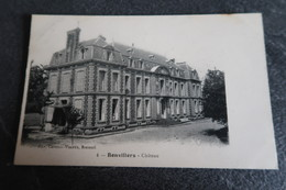 CPA - BONVILLERS (60) - Château - 1918 - Otros Municipios