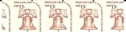 USA - Error - Misperforated - Liberty Bells -1595 - Stamps