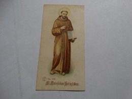 Saint Franziskus. - Religion & Esotérisme