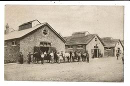 CPA-Carte Postale-Royaume Uni- Bordon-Watering  Horses-1909 VM9807 - England