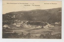 BESANÇON (environs) - VELOTTE - Vue Générale - France