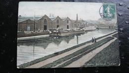 515. ARRAS - Le Canal - Arras