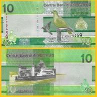 Gambia 10 Dalasis P-new 2019 UNC Banknote - Gambia