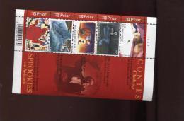 Belgie Blok Feuillet BL125 H.C. ANDERSEN PLAATNUMMER 2  Onder Postprijs Sous Faciale !!! - Blocks & Sheetlets 1962-....