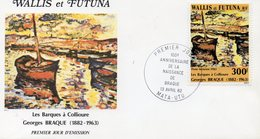 Wallis Et Futuna 1982 Mata Utu - Used Stamps