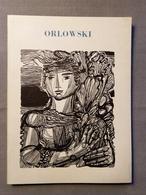 Koninklijke Bibliotheek Van Belgie; Hans Orlowski, Prenten; Catalogus Tentoonstelling 1974. - Geschiedenis