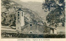 531A.  ORDINO. Església De La Cortinada - Andorre