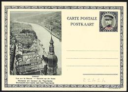 Belgio/Belgium/Belgique: Intero, Stationery, Entier, Il Fiume Mosa, The River Maas, La Rivière Meuse - Geografia
