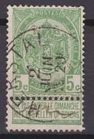 N° 56 HERSTAL - 1893-1907 Coat Of Arms