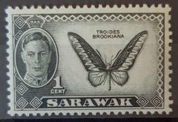 SARAWAK 1950 - MLH - Sc# 180 - 1c - Sarawak (...-1963)