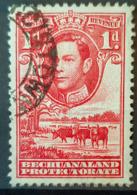 BECHUANALAND 1938 - Canceled - Sc# 125 - 1d - Bechuanaland (...-1966)