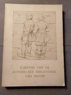 Rijkdom Van De Koninklijke Bibliotheek Van Belgie; 1958 - Geschiedenis