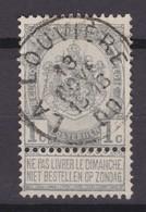 N° 53 LA LOUVIERE - 1893-1907 Coat Of Arms
