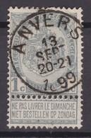 N° 53  ANVERS - 1893-1907 Coat Of Arms