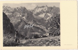 Aosta Courmayeur Monte Bianco Mestieri Fienagione - Italia