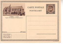Carte Illustrée ** 10 - 16 Liège - Eglise Saint Jacques - Illustrat. Cards