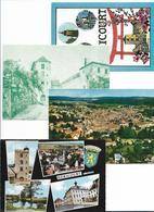HERICOURT - Lot De 8 Cartes CPM Et CPSM Format 10x15 - France