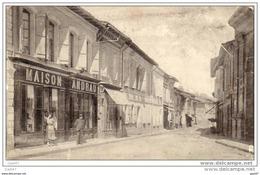 FRANCE - A Identifier - MAISON ANDRAU - IIème Choix (Ref 2333) - Negozi