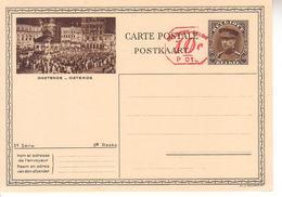 Carte Illustrée ** 11 PO10  - 16 - Ostende - Illustrat. Cards