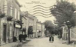 Puylaurens Gendarmerie Avenue De Castres RV - Puylaurens