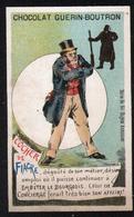 Chomo Guerin Boutron, Sujets Annonces, Cocher De Fiacre - Guérin-Boutron