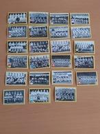 23 PHOTOS CHROMO  EQUIPE DE FOOTBALL Autriche,psv,suisse,fc Liege,sparta,admira Wien,djungardens If,austria,norrkoping, - Autres