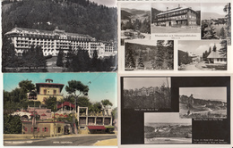 Lot Of 10 Postcards Hotel Hôtel Of The World : See Scans... - Commerce