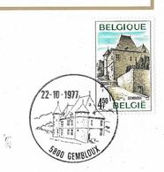 -GEMBLOUX-document Numéroté N° 206 En Octobre 1977 -Tirage Limité à 4.300- N°82 AuCEFEn Parfait état. - Historical Documents