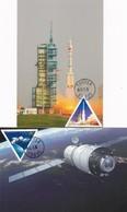 China 2000-22 SHEN ZHOU SPACESHIP MC - Asia