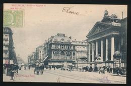 BRUXELLES  BOULEVARD ANSPACH 88   -   A.SUGG 25 N / 72 - Avenues, Boulevards
