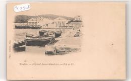Toulon - Saint Mandrier - Hopital Saint Mandrier - CPA ° - Saint-Mandrier-sur-Mer