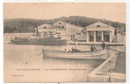 Toulon - Saint Mandrier - Hopital  Maritime - CPA ° - Saint-Mandrier-sur-Mer