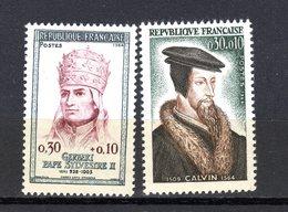 FRANCE LOT DE 2 TIMBRES DE 1964 N 1420 ET 1421  NEUF ** LUXE - Frankreich