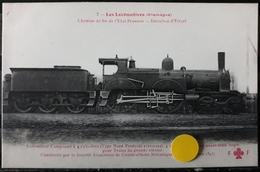 N°31) LES LOCOMOTIVES -(ALLEMAGNE) N° 7 - Treni